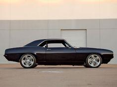1969 Foose Camaro Side View