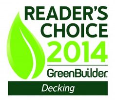 Trex recently received top honors from two of the industry's most respected reader surveys - Green Builder Media's 2014 Reader's Choice Awards and Peninsula Publishing's 2013 Building Products Brand Survey. via http://www.trex.com/inspiration/blog