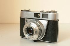 Vintage Kodak Retinette 1A 35mm Camera 1950's by CameraEmporium