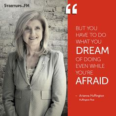 Arianna Huffington- The lady who made news go popular on the web with @Huffington Post, the woman who makes #womenpower rock!