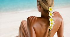 Come preparare la pelle all'abbronzatura… in modo naturale!