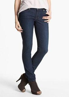 Paige Denim Peg Skinny Jeans Blue 26