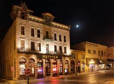 """The hauntings in the South Dakota's Bullock Hotel are so famous that it was featured on """"Unsolved Mysteries,"""" and has been investigated by """"Ghost Adventures"""" for their Halloween special.... Read more »"""