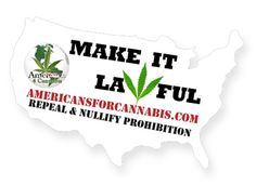 Americans For Cannabis - Take Action Now
