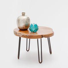 PETITE TABLE TECK - Meubles d'Appoint   Zara Home France