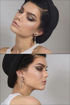 Linda Hallberg · Makeup
