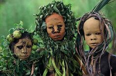 Photos of the tribe Dassanesh
