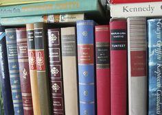 Foiben kirjastossa on lukemista laidasta laitaan. Ihan jokaiseen makuun.