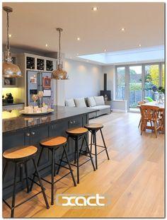 Roof Lantern Extension Ideas (40) #livingroomshabbychic