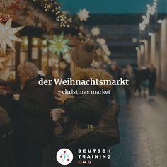 Aufgabe 469  Stefanie war gestern mit Freunden _______ Weihnachtsmarkt.  a) auf b) auf den c) auf dem German Grammar, German Language, Grammar And Vocabulary, Learn German, Fun Workouts, Training, Exercise, Instagram, Movie Posters