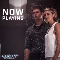 Grab your popcorn and join us beyond the wall. #Allegiant is in theaters NOW!