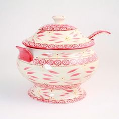 temp-tations® Old World Soup Tureen with Serving Spoon