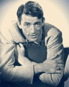 Gregory Peck a voice low enough to talk with elephants