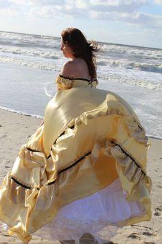 Silk Gown, Satin Gown, Unique Dresses, Cute Dresses, Ball Dresses, Ball Gowns, Maid Dress, Prom Dress, Vintage Gowns
