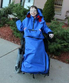 Koolway Sports Brings Comfortable Outerwear To Wheelchair Users-from Friendship Circle Blog. Pinned by SOS Inc. Resources. Follow all our boards at pinterest.com/sostherapy/ for therapy resources.