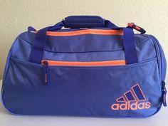 868fb27942 Adidas Squad Duffel Women Gym bag half ink ultra bright 11