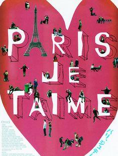 delightful japanese poster for delightful paris j'taime