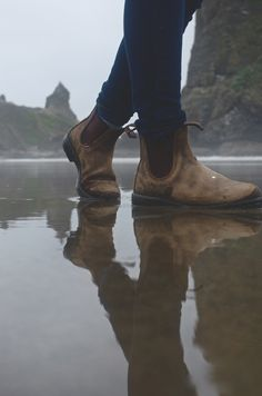 Thanks to these Blundstones I was able to explore some of natures finest creations comfortably and fashionably. #yourboots