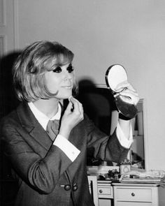 Dusty Springfield - English pop singer and record producer whose career extended… Call Dusty, 20th Century Music, Dusty Springfield, Little Britain, Women Of Rock, 60s Music, Twist And Shout, Vinyl Music, Monty Python
