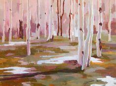 "Saatchi Art Artist Hadley Rampton; Painting, ""New Life"" #art"