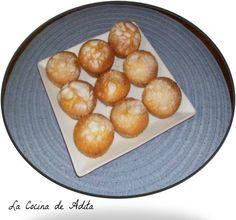 La Cocina de Adita: Magdalenas de limón
