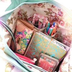 Imagen de bag, school, and planner