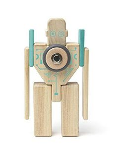 Tegu Magbot Magnetic Wooden Block Set -- Check this awesome product by going to the link at the image.