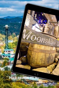 There is so much to see in scenic Gatlinburg Tennessee. These free things to do in Gatlinburg Tennessee will help you stay on budget! #ourroaminghearts #gatlinburg #tennessee #thingstodo #budgetfriendlyactivities #freethingstodo #frugaltravel | Gatlinburg, Tennessee | Things to do in Gatlinburg | Gatlinburg Travel | Frugal Travel | Budget-Friendly Activities in Gatlinburg | Tennessee Usa Places To Visit, Places To Travel, Travel Destinations, Gatlinburg Tennessee, Gatlinburg Cabins, Things To Do Alone, Free Things To Do, Travel With Kids, Family Travel