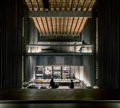 Entremuros House by RCR Arquitectes [800x721]