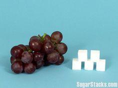 La fruta es azúcar, no abuses !!