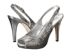 Coloriffics Gala Silver/Multi-Colored Glitter - Zappos.com Free Shipping BOTH Ways