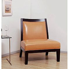 Connor Dulce Leather Chair
