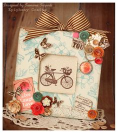 Cute-ness in an altered frame