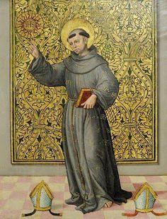 Dia a Dia Franciscano.: Santo franciscano do dia - 20/05 - São Bernardino ...