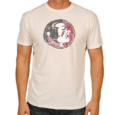 Florida State Seminoles Men's Inside Out Short Sleeve Tee