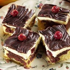 Hungarian Food, Hungarian Recipes, Cake Cookies, Cheesecake, Sweets, Cooking, Pastries, Ethnic Recipes, Desserts