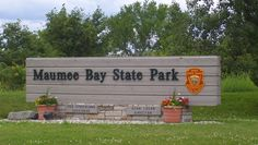 For your next family vacation have a diverse experience in a coastal environment at the Maumee Bay State Park along Lake Erie in Ohio.