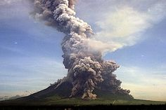 Mayon Volcano (2002 Eruption)