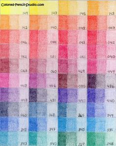 Colored Pencil Studio -- great website w/resources, links to classes, etc.