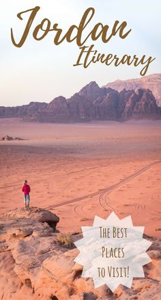 Planning a trip to Jordan? In this comprehensive itinerary we cover all the highlights - Amman, Jerash, Petra, Wadi Rum, Wadi Mujib, Aqaba, and the Dead Sea - to ensure that you don't miss a thing! by Wandering Wheatleys (@wanderingwheatleys) #Jordan #TravelGuide #MiddleEast #Petra #DeadSea #WadiRum