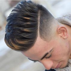 Chocolaty Hair Color for men Mens Hairstyles With Beard, Boy Hairstyles, Hair And Beard Styles, Straight Hairstyles, Long Hair Styles, Men's Haircuts, Men's Grooming, Boys Colored Hair, Boys Fade Haircut