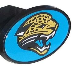Jacksonville Jaguars Trailer Hitch Cover Series #2 Visit our store for more: www.theportszoneri.com