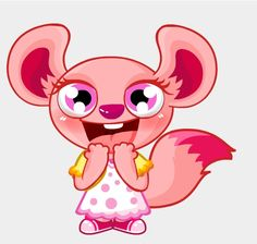 Lele, one of the characters from ALO7's curriculum. #ALO7English