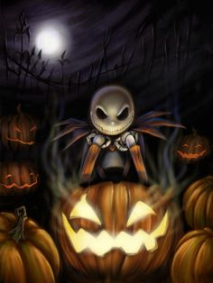 Image detail for -Jack the Pumpkin King - Jack, King, Nightmare Before Christmas .