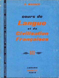 la faculté: Télécharger : Cours De Langue Et De Civilisation Française 3.pdf