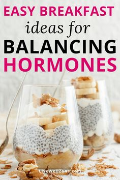If you're struggling with what to add to your perimenopause diet, and specifically what to include in a hormone balancing breakfast, then this post is for you. Read this to get hormone balancing… Équilibrer Les Hormones, Best Fat Burning Foods, Balanced Breakfast, Pcos Diet, Pcos Food, Best Breakfast, Breakfast Ideas, Pin On, Healthy Foods To Eat