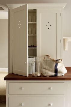 simple furniture, beautifully made, deVOL Kitchens
