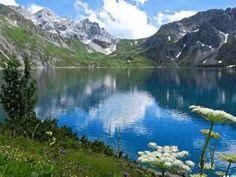 Rakouské Alpy - nádherné obrázky. - YouTube