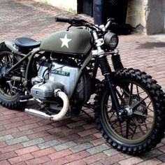 BMW R80 | Bobber Inspiration - Bobbers and Custom Motorcycles December 2014