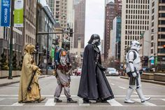 Abbey Road / Star Wars